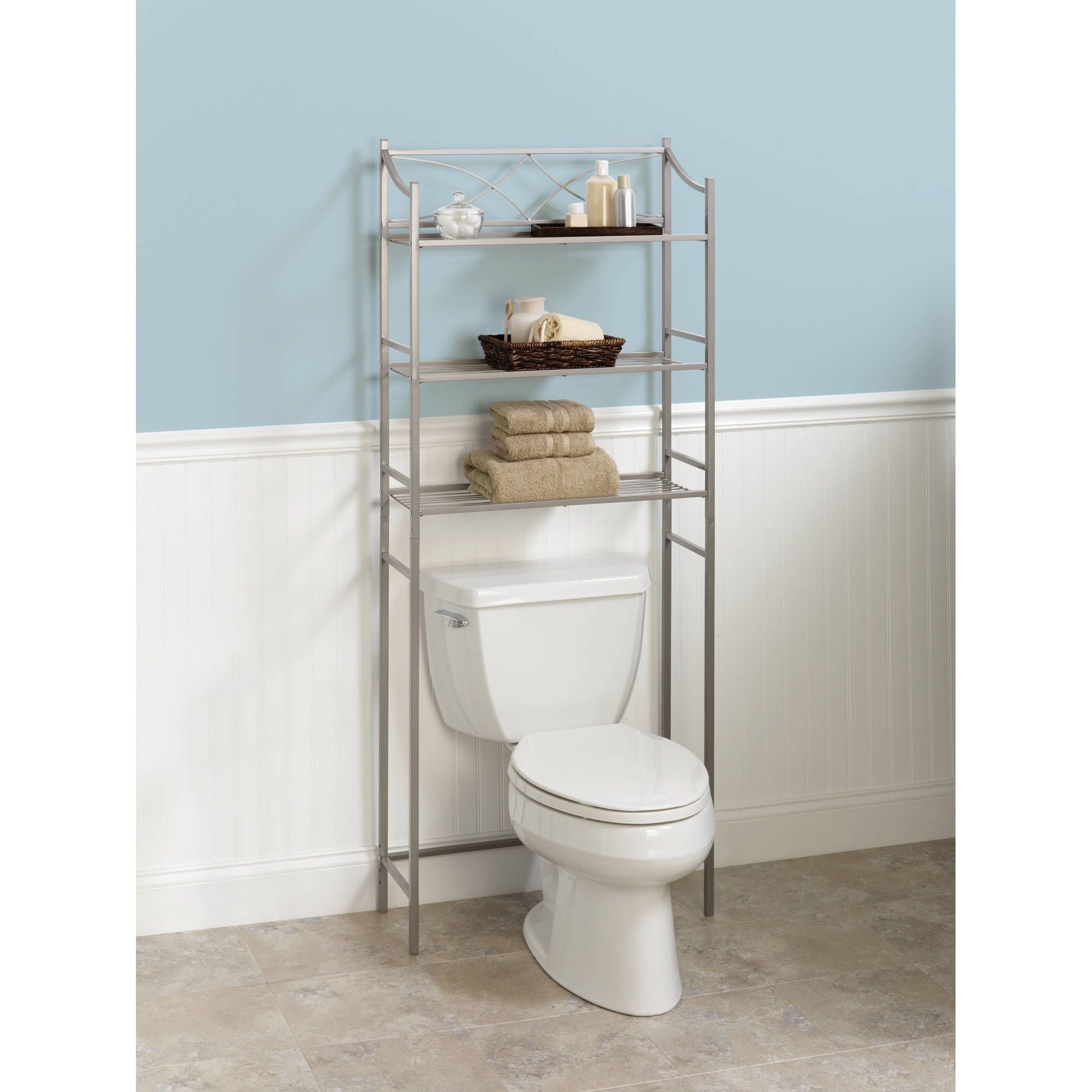 space saver over toilet shelves space saver over toilet shelves home decorators collection hampton harbor 30 in w space saver in 1000 x 1000 space saver ov - Over The Toilet Space Saver