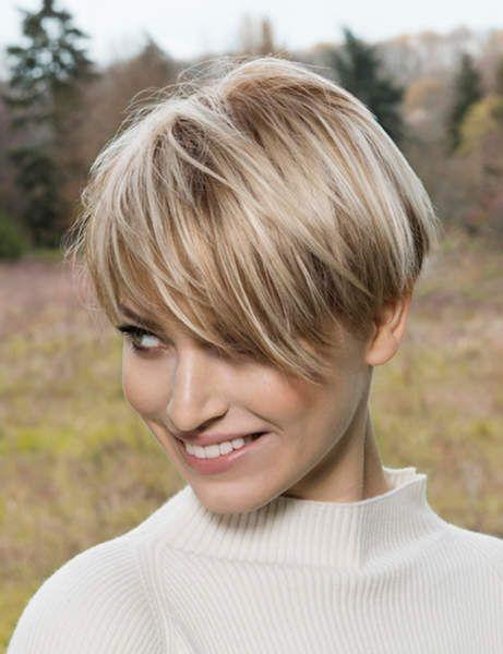 Les coupes de cheveux adopter 30 et 40 ans les coupes courtes wicked et les coupes - Coupe destructuree courte ...