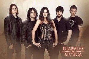 Diabulus in Musica band spain