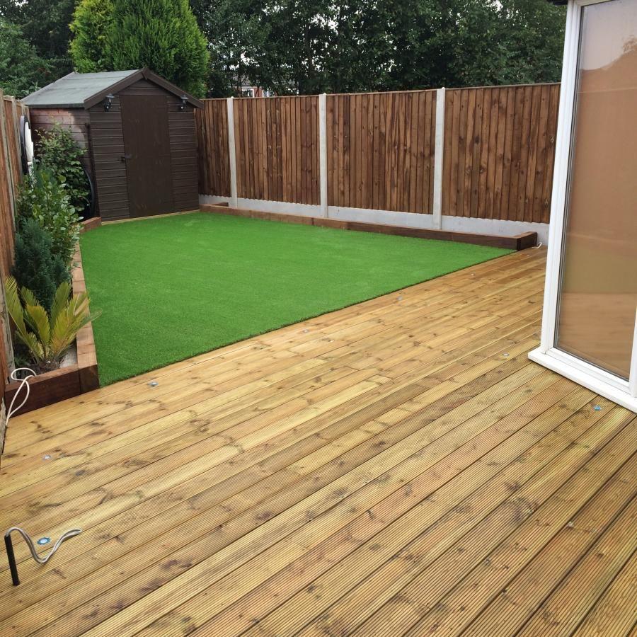 Decking supplies wood deck decking material deck for Decking material options