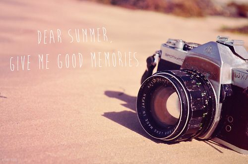 Summer Photo Bucket List