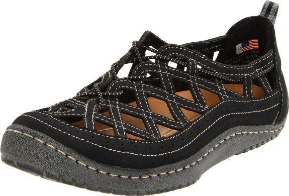 208a644cc1764 A NEGATIVE- HEEL shoe----Amazon.com: Kalso Earth Women's Innovate ...