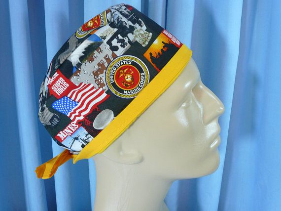 Xl marine corps sempre fi mens cotton scrub hat short hair scrub xl marine corps sempre fi mens cotton scrub hat short hair scrub cap chef ccuart Image collections