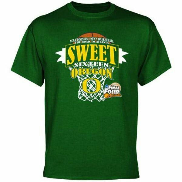 The #Ducks are dancin' to the #SweetSixteen for the fifth time in program history! #GoDucks how far do you have them going?