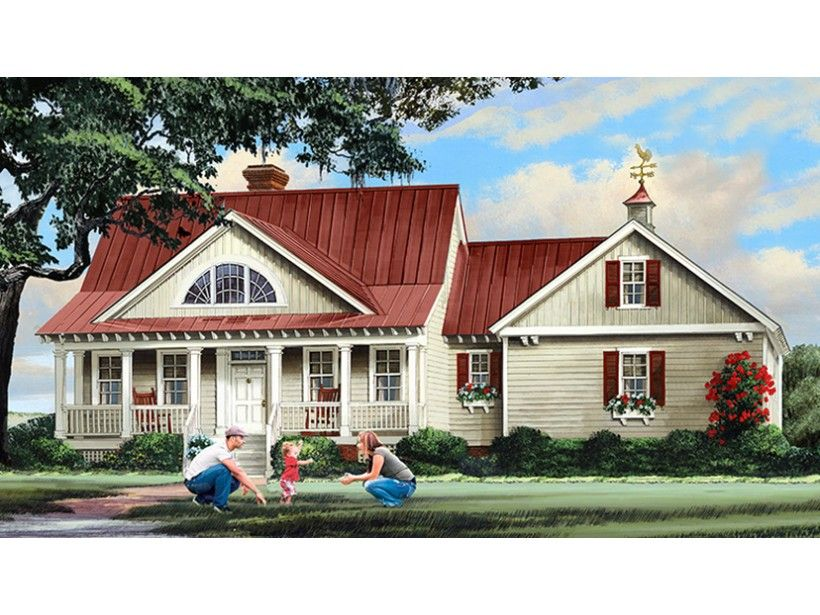 1 Story 2533 Square Foot Ready To Build House Plan From Builderhouseplans