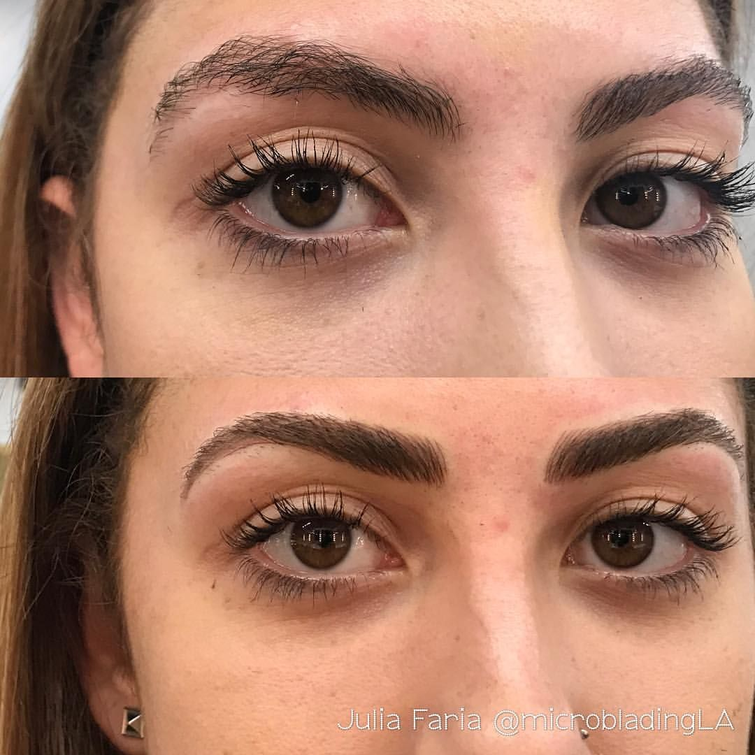 Even if your brows consist of coarse and thick hair we can ...