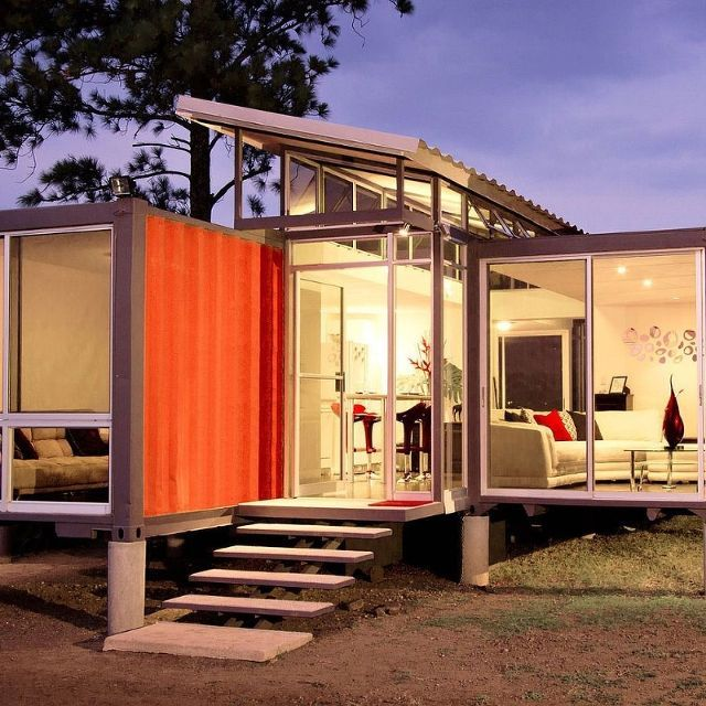 20 Of The Most Beautiful Shipping Container Homes Container