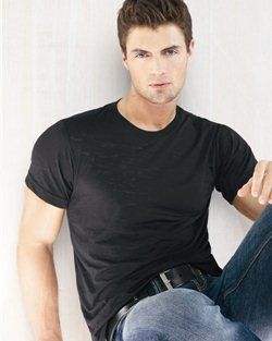 5a5e74864 Canvas- Fashion- Vintage Sheer Blank T-Shirt- 55/45 Cotton-Poly -3601