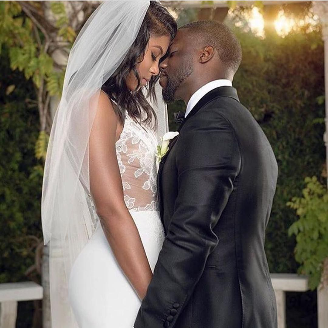 Kevin Hart And Eniko Parrish Are Married! See Their