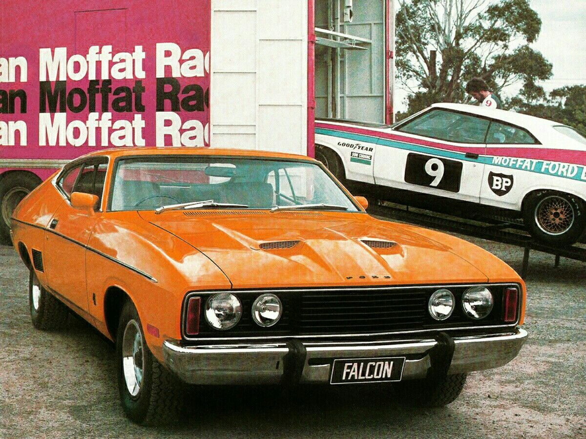 Pin by Ádám on US Classics (Ford) | Pinterest | Ford falcon, Falcons ...