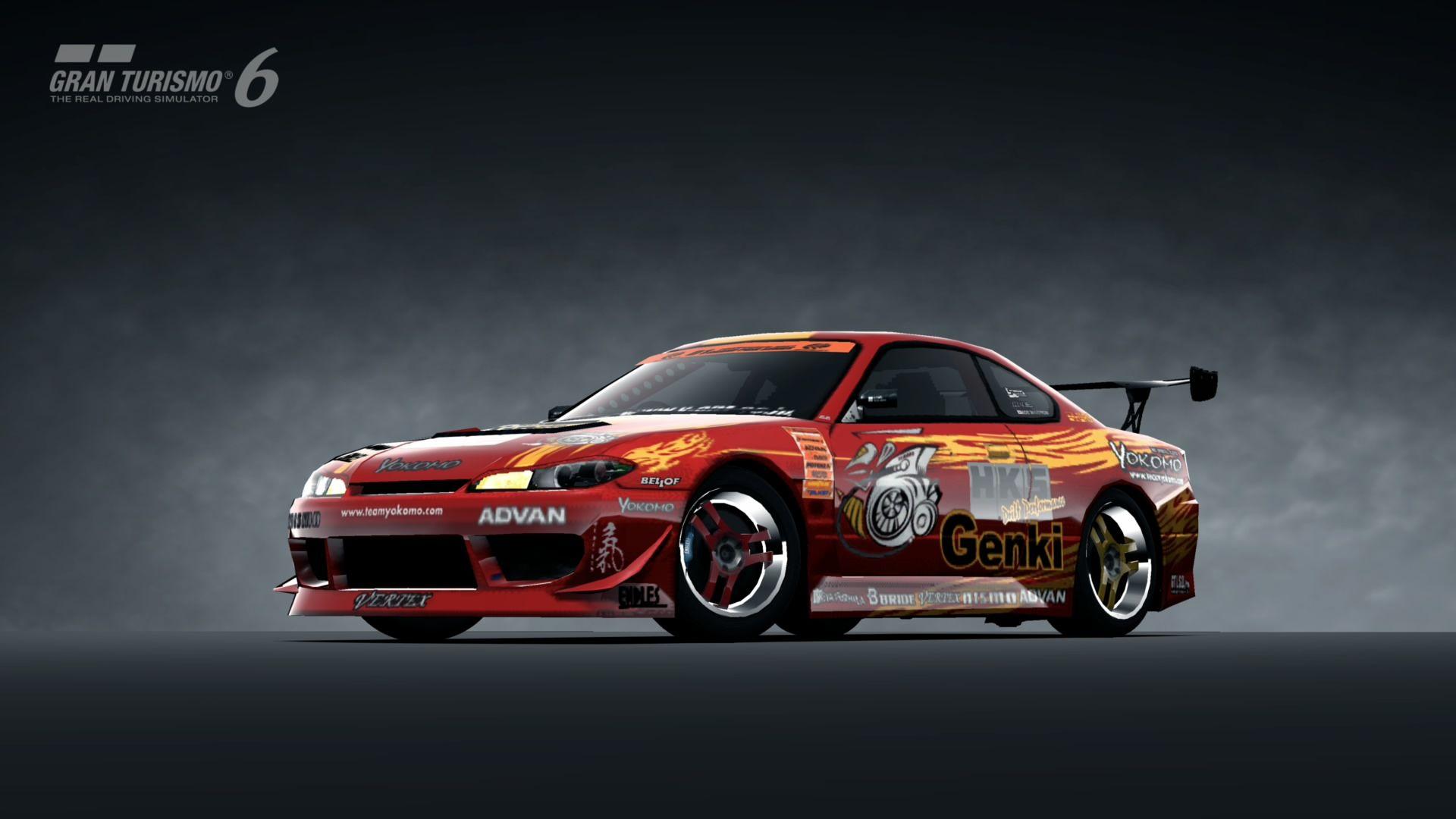 Nissan Hks Genki Hyper Silvia Rs2 04