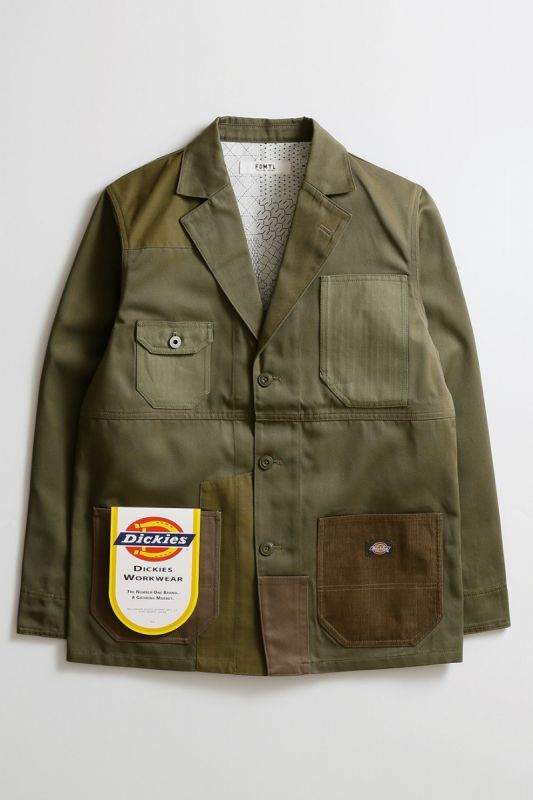 dickies patchwork coverall jackets dickies workwear on dickies coveralls id=88019