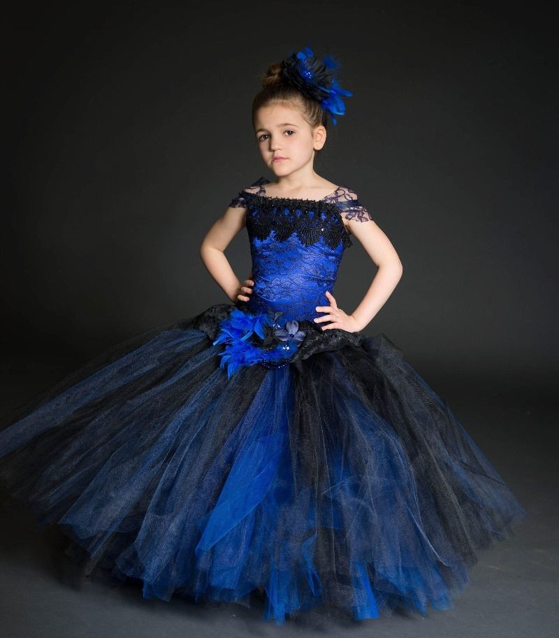 Dramatic and perfect for fall our navy royal and black