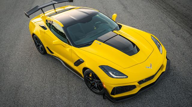 New 2019 Chevy Corvette Zr1 Interior And Exterior Corvette Zr1