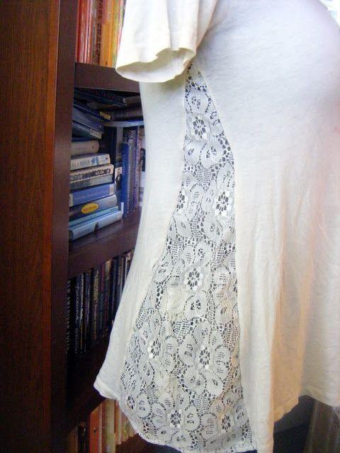 b2da49c88 12 Tips para transformar tu ropa en prendas de maternidad