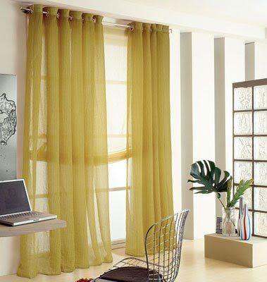 cortinas modernas - Mi Casa esplendida !! Pinterest Curtain