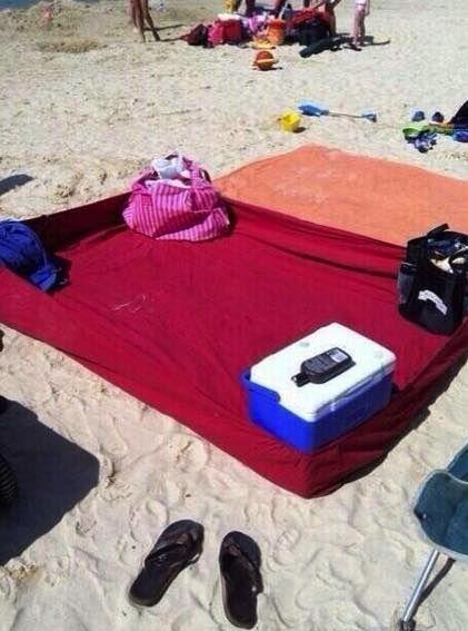 NapadyNavody.sk   10 dovolenkových trikov, ktoré oceníte na pláži