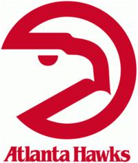 Atlanta Hawks Hawk Logo Atlanta Hawks Sports Team Logos