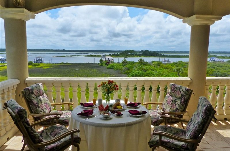 Pearl Of The Sea Luxury Bed And Breakfast In St Augustin Florida