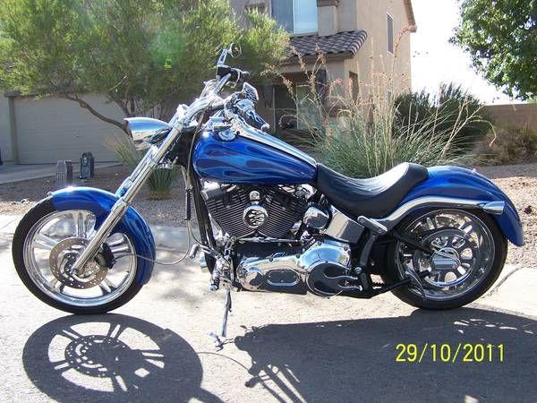2003 Harley Custom Deuce | Custom harleys, Harley, Harley ...