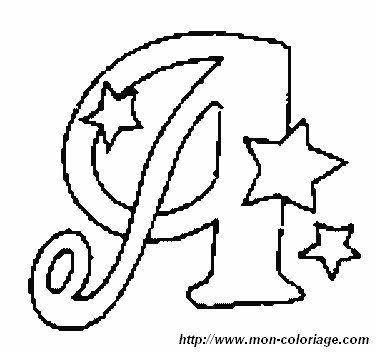 Buchstaben A 752 Malvorlage Alle Ausmalbilder Kostenlos, Buchstaben ...