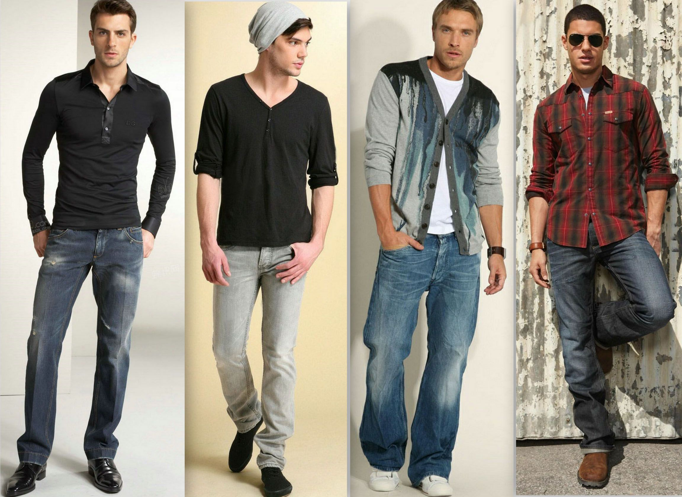 Collection Jeans Fashion Men Pictures - Get Your Fashion Style