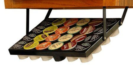 Amazon Under Cabinet K cup Holder Designed for Keurig s K