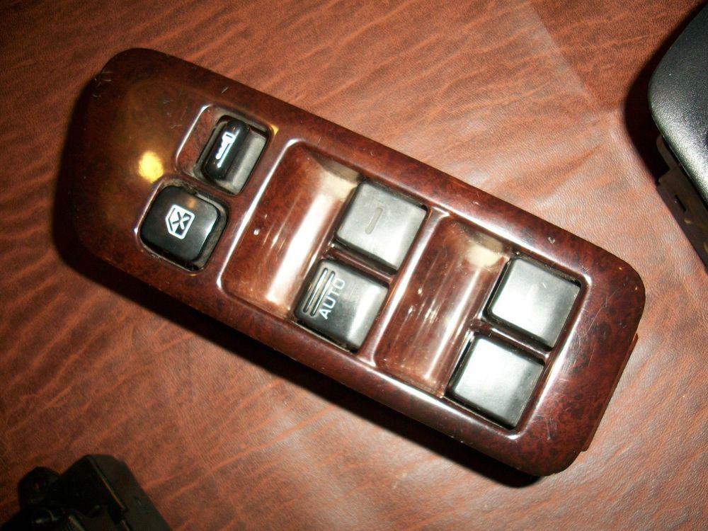 1996 1999 Infinity I30 Nissan Maxima Power Master Window Switch Deluxe 97 98 Nissan Maxima Nissan Maxima