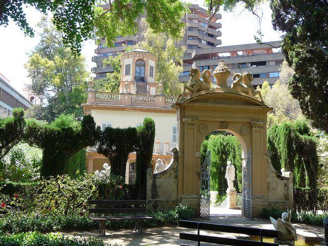 Palacete y jard n de monforte val ncia revista for Jardines de monforte valencia
