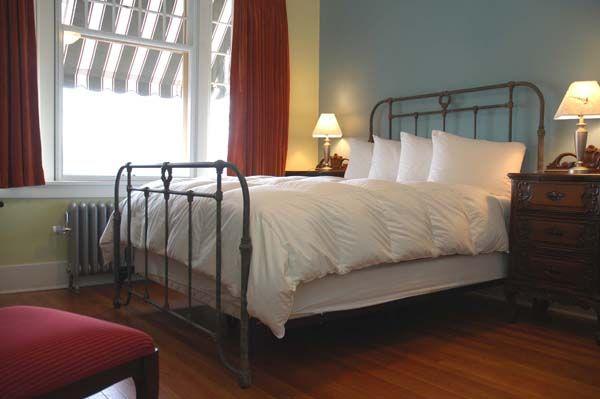 Guest Room Bed Frame