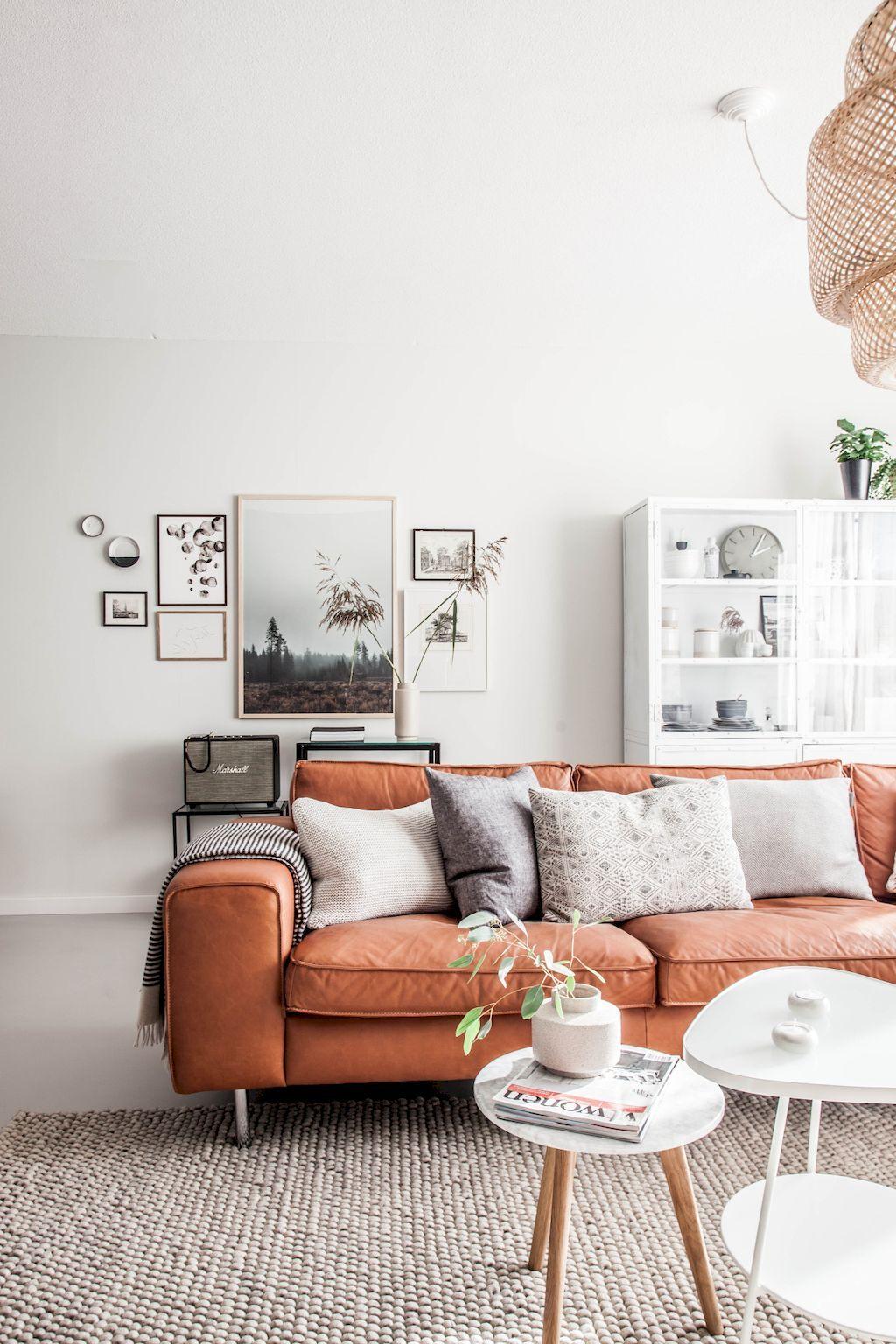 Gorgeous scandinavian living room design trends (60) | HOME Small ...