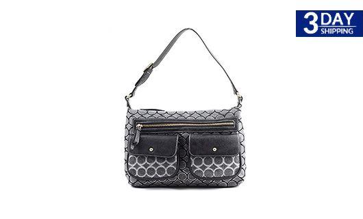 Get 42% #discount on Nine West Small Jacquard Shoulder Bag