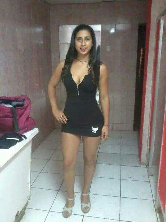 Latinas In Short Skirts