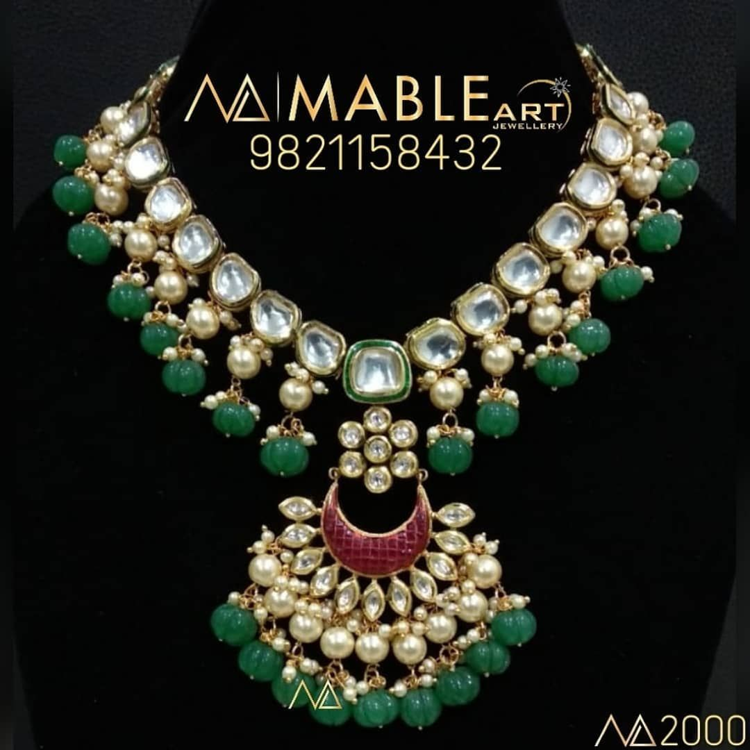 Exclusive Range Of Designer Fashion Jewellery For Queries Contact 09821158432 Jewelry Design Necklace Dream Jewelry Gold Jewellery Design Necklaces