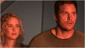 'Passengers': Así son las carreras de Jennifer Lawrence y Chris Pratt en imágenes