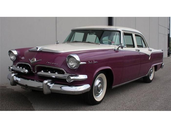1955 dodge royal lancer four door sedan dodge 1950 for 1955 dodge coronet 4 door