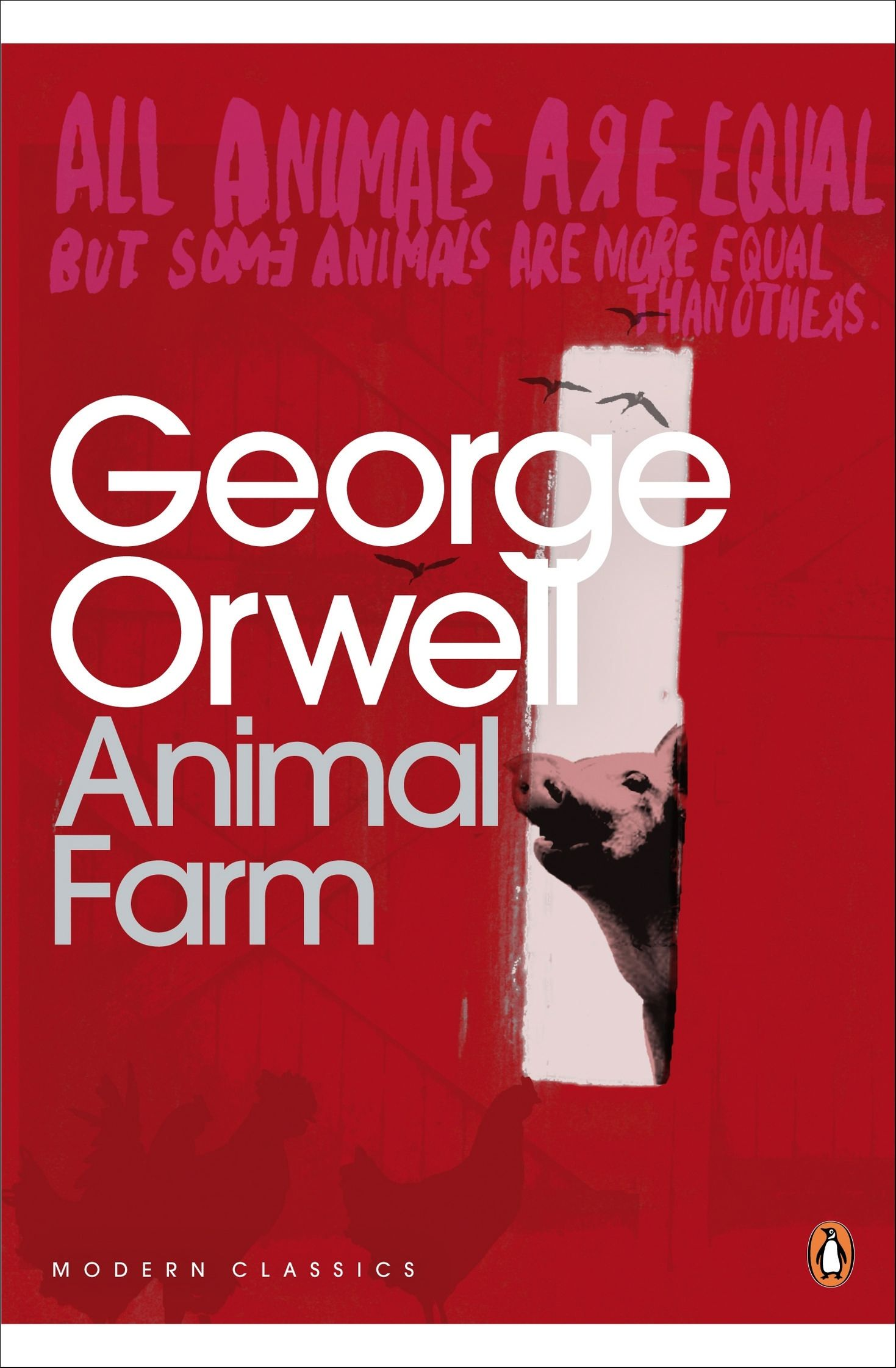 the corruption of power in animal farm by george orwell Animal farm - corruption of power topics: animal farm in animal farm, by george orwell, snowball and napoleon fight for the top spot as leader.