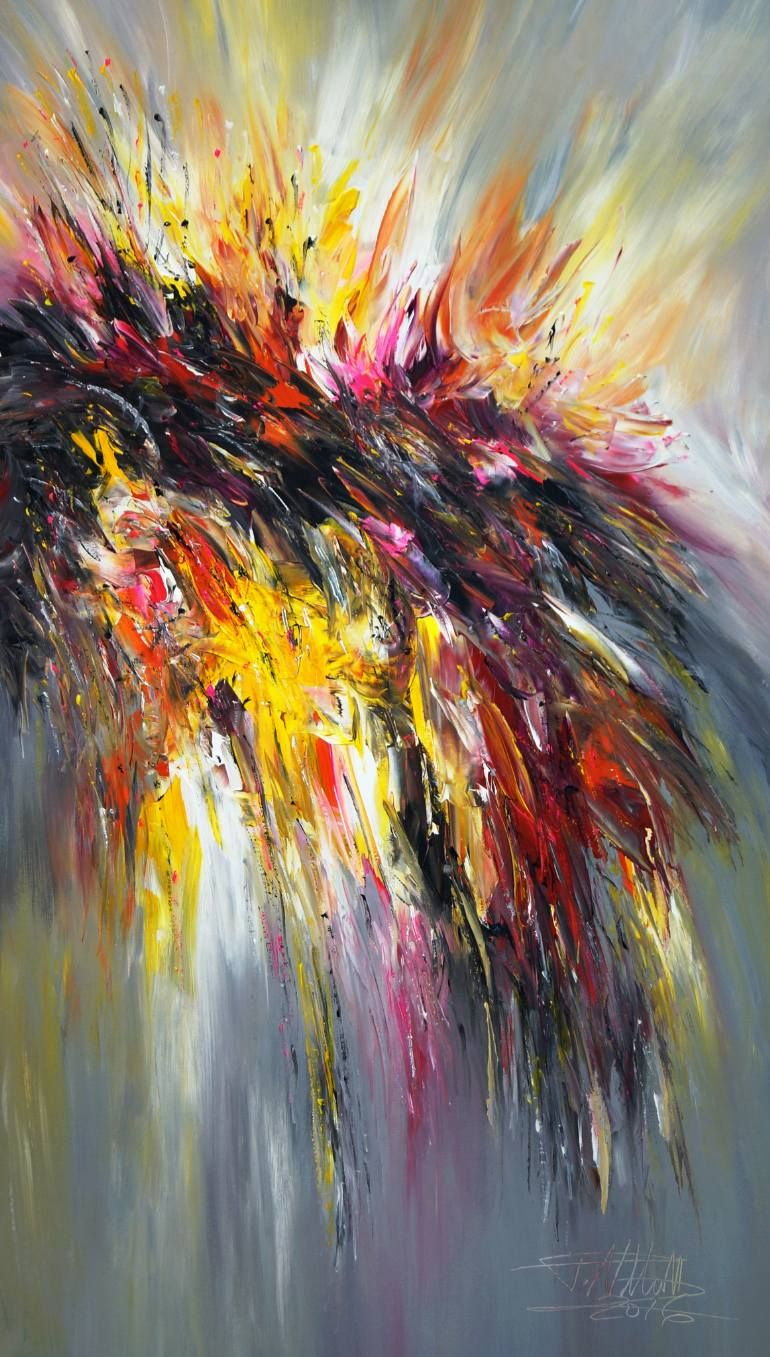 Mejores Cuadros Abstractos Thunder And Lightning L 3 Pinterest Abstracto Pinturas Y