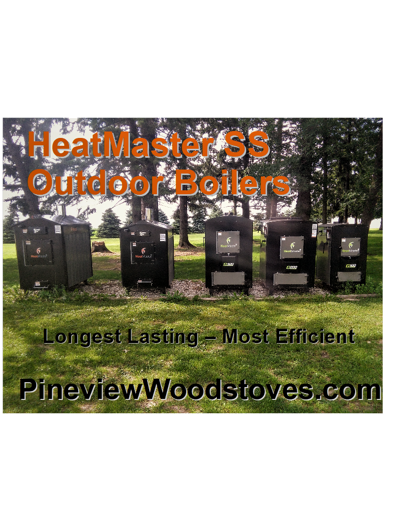 Pineview Woodstoves LLC Trego, Wisconsin's local outdoor ...