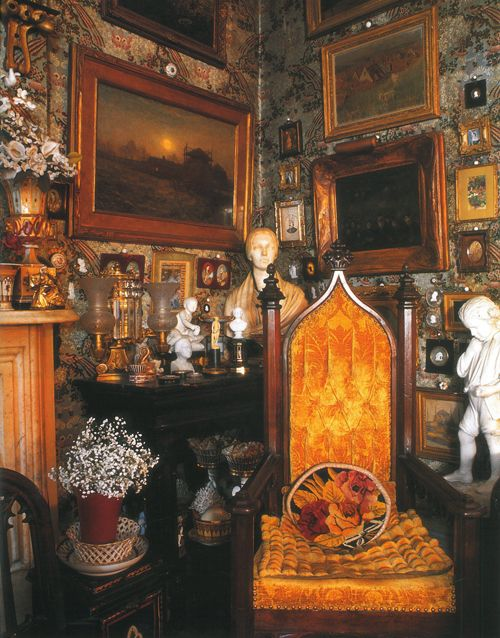 Gothic Revival Interior Design decoration – ancient & modern, a blogthomas jayne and the