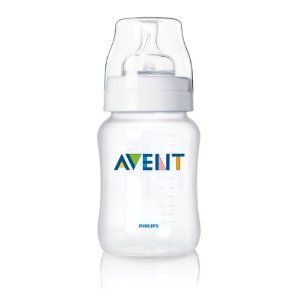 Bottle Feeding Frugal New Lot Of 4 Phillips Avent Natural Baby Clear Bottles Bpa Free 4oz