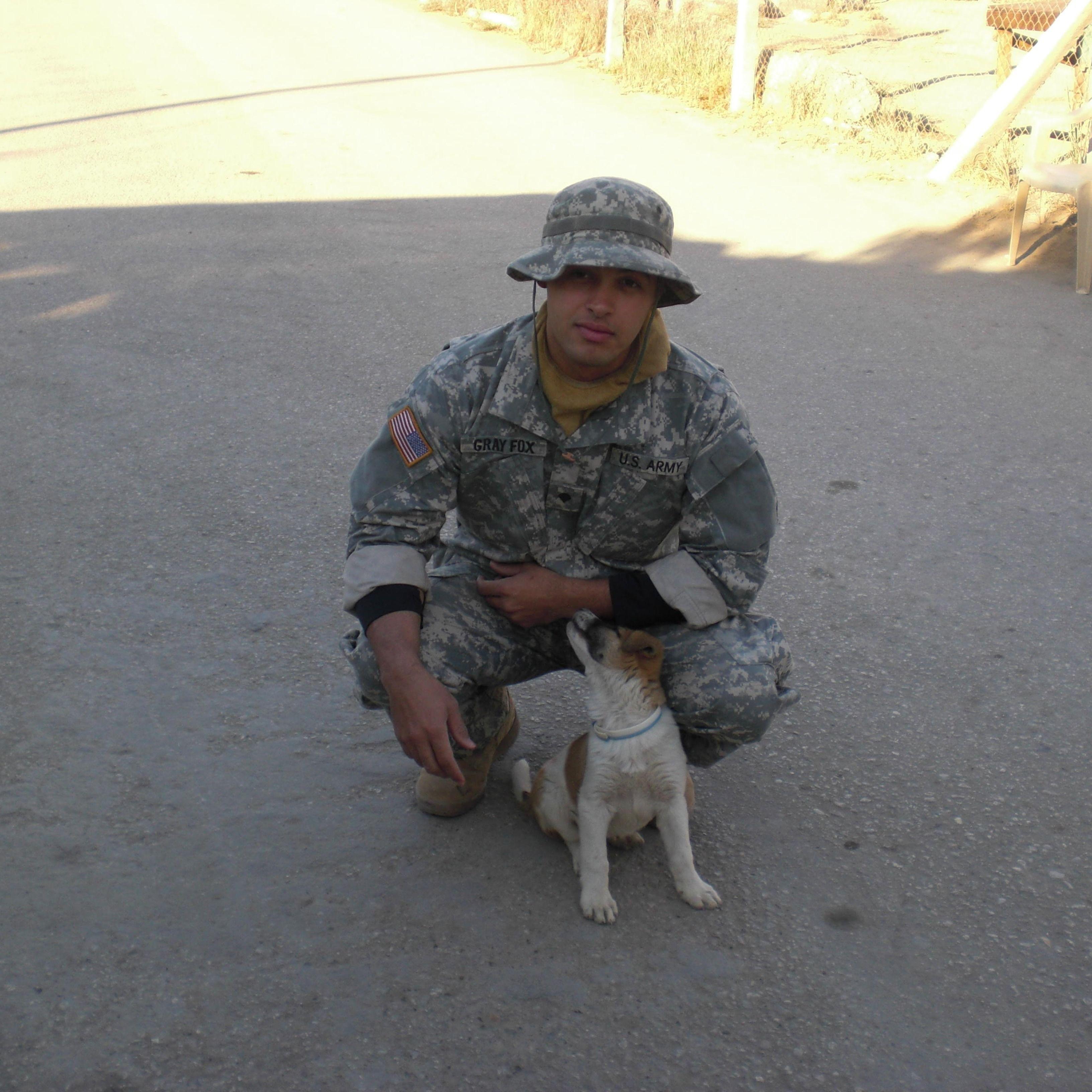 Christopher alvarez was deployed to alhillah iraq in