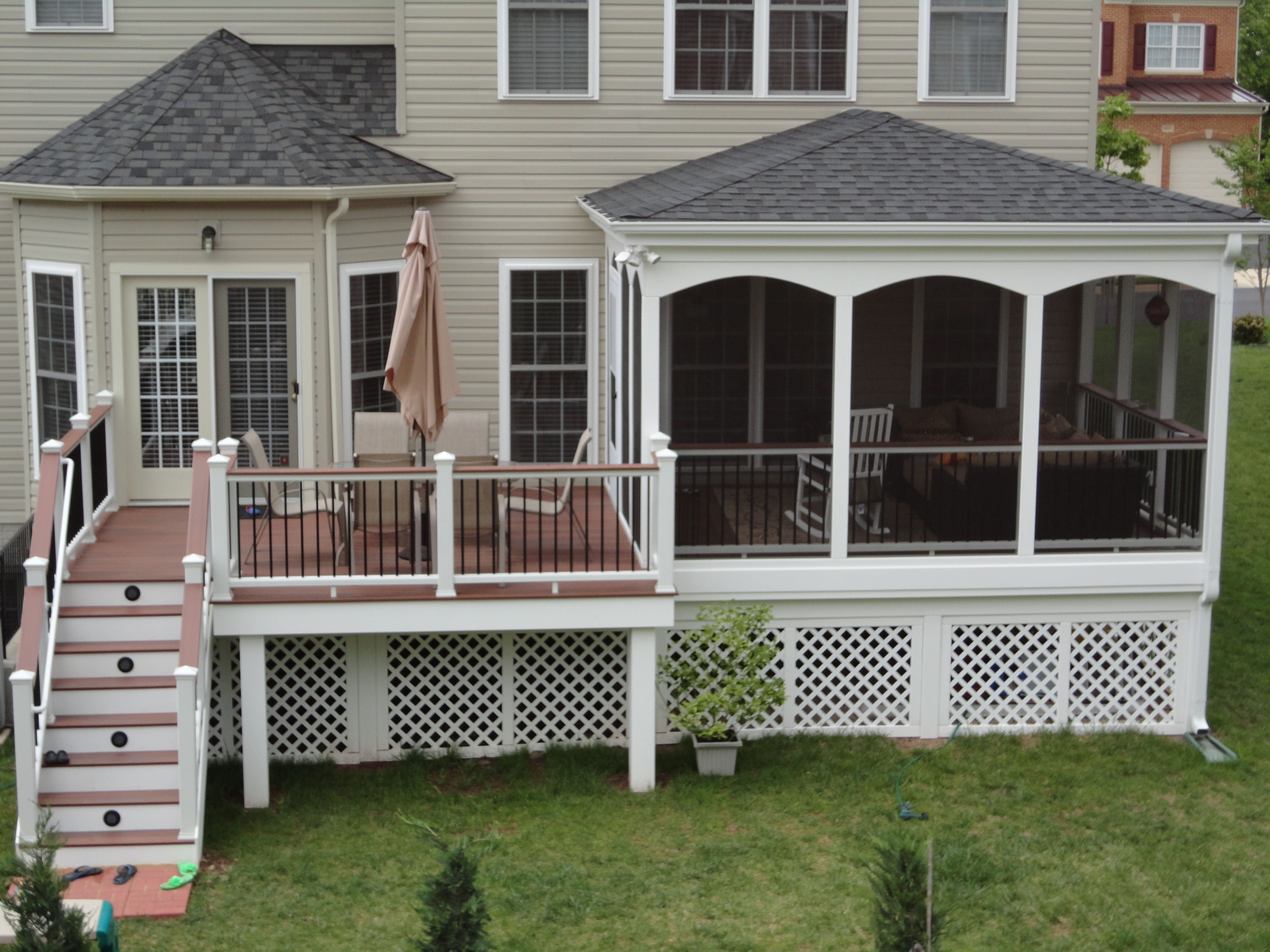Decks Decks With Style Top Northern Virginia Deck Builder