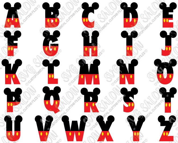 mickey mouse letters the 25 best mickey mouse letters ideas on 23637