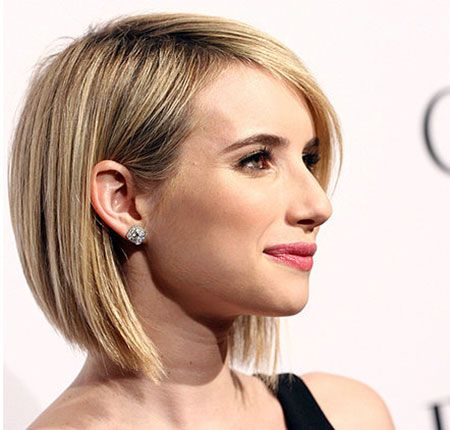 20 popular short straight hairstyles short bobs bobs and bangs textured short bob create this with bangs and inverted front to back short straight hairstylestextured winobraniefo Image collections