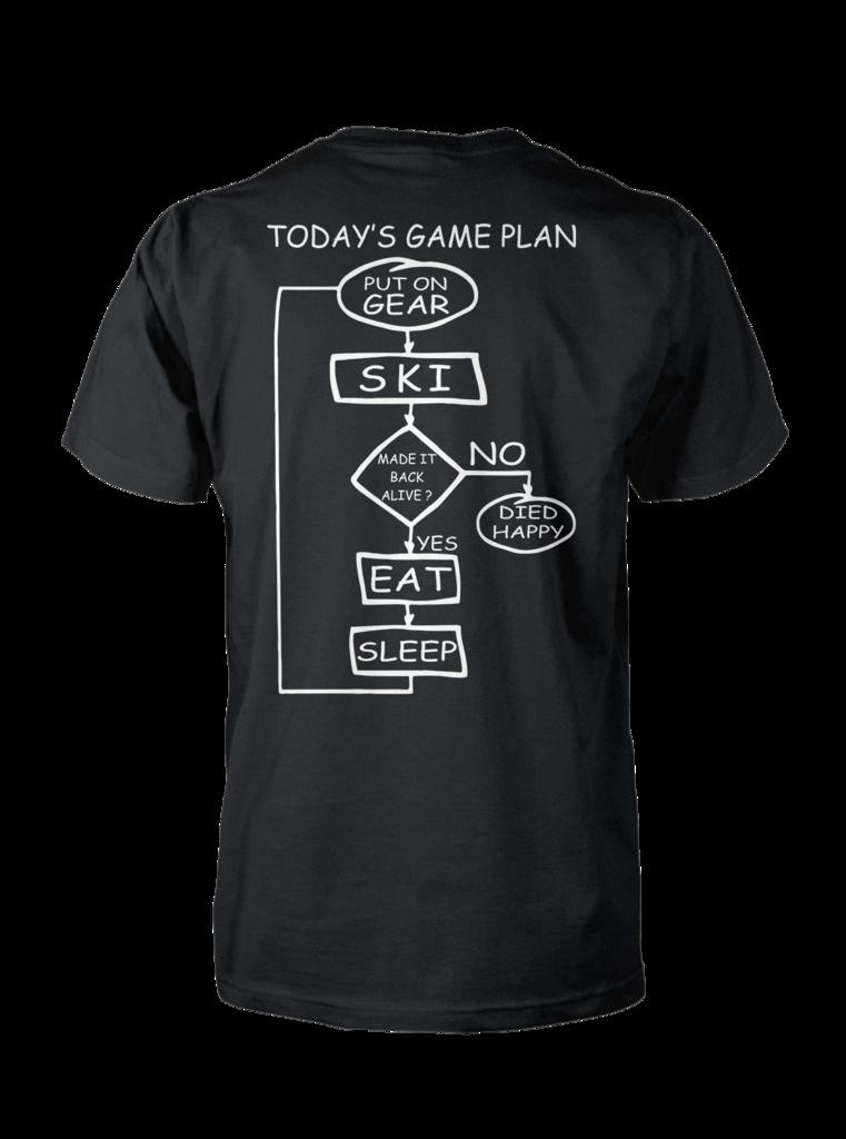 Today's Game Plan - Ski | #TeeVogue #sports #inspiration cool ...