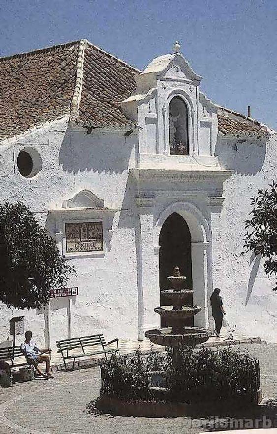 Blanco en Iglesia Parroquia de Nuestra Señora de la Asunción