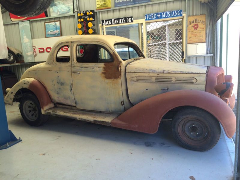 1935 Chrysler Business Mans 5 Window Coupe | For Sale ...