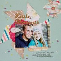 A Project by KimberlyGarofolo from our Scrapbooking Gallery originally submitted 07/31/13 at 02:24 PM