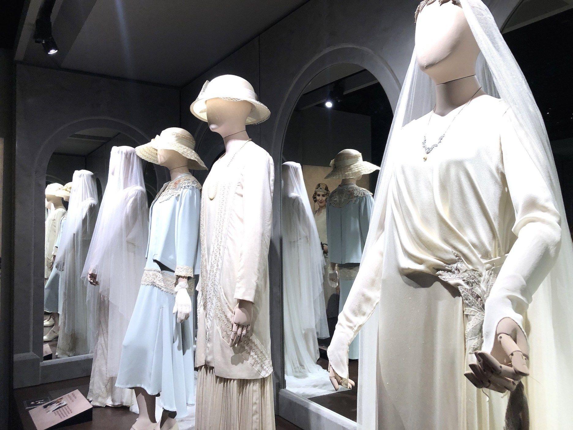 Downton Abbey Exhibition In Boston Lady Sybil Downton Abbey